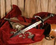 Smart dagger Royalty Free Stock Photos