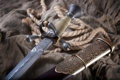 Smart dagger Stock Image
