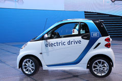 Smart Electric Drive Royalty Free Stock Photo