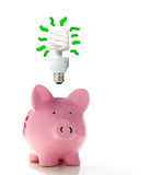 Smart energy Royalty Free Stock Photo