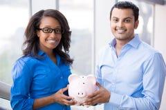 Smart finanical strategies Royalty Free Stock Photos