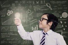 Smart formula Stock Photography