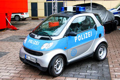 Smart Fortwo Royalty Free Stock Photography