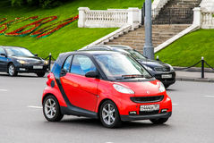 Smart Fortwo Stock Image