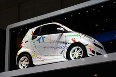 Smart Fortwo Sprinkle Stock Images