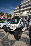Smart Fortwo transformed. Parked in Smart Times 2014 event in cascais portugal http://www.smarttimes14.com Stock Photos