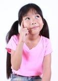 Smart girl Stock Photography