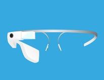 Smart glasses Stock Image