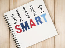 Smart Goal 23 Stock Images