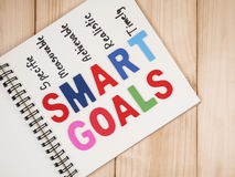 Smart Goal 31 Royalty Free Stock Photo