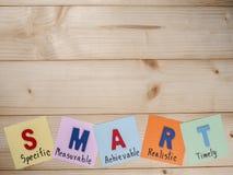 Smart Goal 4 royalty free stock photos
