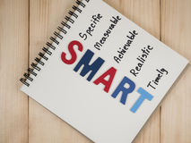 Smart Goal 34 Royalty Free Stock Image