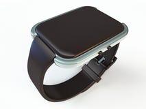 Smart håller ögonen på wearables Arkivfoton
