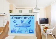 Smart house Royalty Free Stock Photos