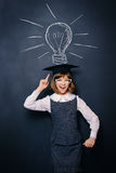 Smart idea Royalty Free Stock Images