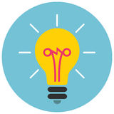 Smart Ideas icon Royalty Free Stock Photo