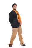 Smart Indian young man looking Royalty Free Stock Photos