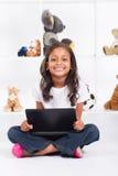 Smart kid Royalty Free Stock Image