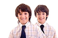 Smart Kids stock images