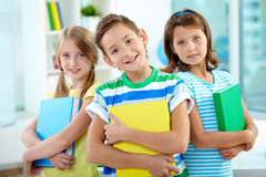 Smart kids Royalty Free Stock Photos