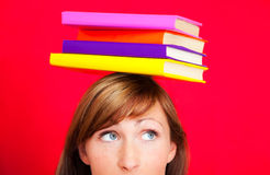 Smart knowledge Royalty Free Stock Photo