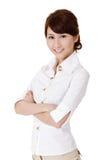 smart kvinna för asiatisk affär royaltyfria bilder