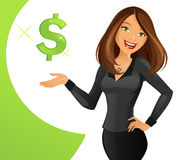 Smart Lady stock images