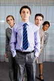Smart leader Royalty Free Stock Photography