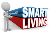 Smart living Stock Photos