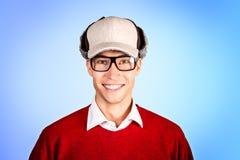 Smart man Stock Photos