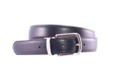 Smart men use the smart belt. Royalty Free Stock Image