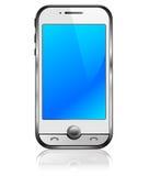 smart mobil telefon för cell Arkivbild
