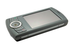 Smart mobile phone. Royalty Free Stock Photography