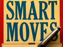 Smart Moves royalty free stock images