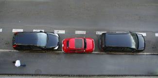 smart parkering Fotografering för Bildbyråer