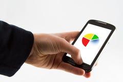 Smart Phone Immagini Stock Libere da Diritti