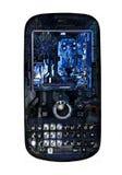 Smart phone. PDA with Hi Tech Look stock images