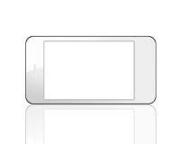 Smart Phone bianchi Fotografia Stock Libera da Diritti