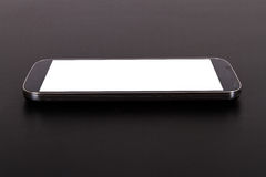 Smart Phone with Blank Screen Royalty Free Stock Image