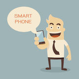 Smart Phone Royalty Free Stock Photos