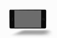 Smart Phone with clipping paths Stock Photos
