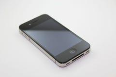 Smart phone. Closeup of a modern smart phone Royalty Free Stock Photos