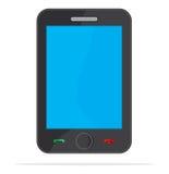 Smart phone communication Royalty Free Stock Photography