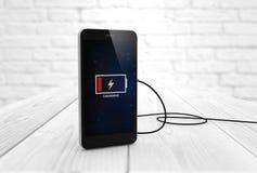 Smart Phone di carico Immagine Stock