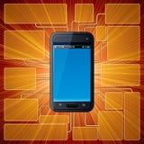 Smart Phone Guide Stock Photos