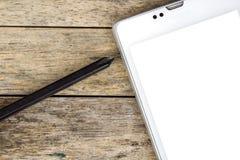 Smart phone and screwdriver for repair Stock Images