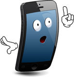 Smart phone Royalty Free Stock Photo