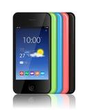 Smart Phone Technology Stock Photo