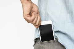 Smart Phone Telecommunication Talk Technology Royalty Free Stock Images