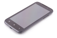 Smart Phone (Two clipping path) Stock Photography